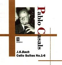 J.S.バッハ:無伴奏チェロ組曲(全曲)≪クラシック・マスターズ≫